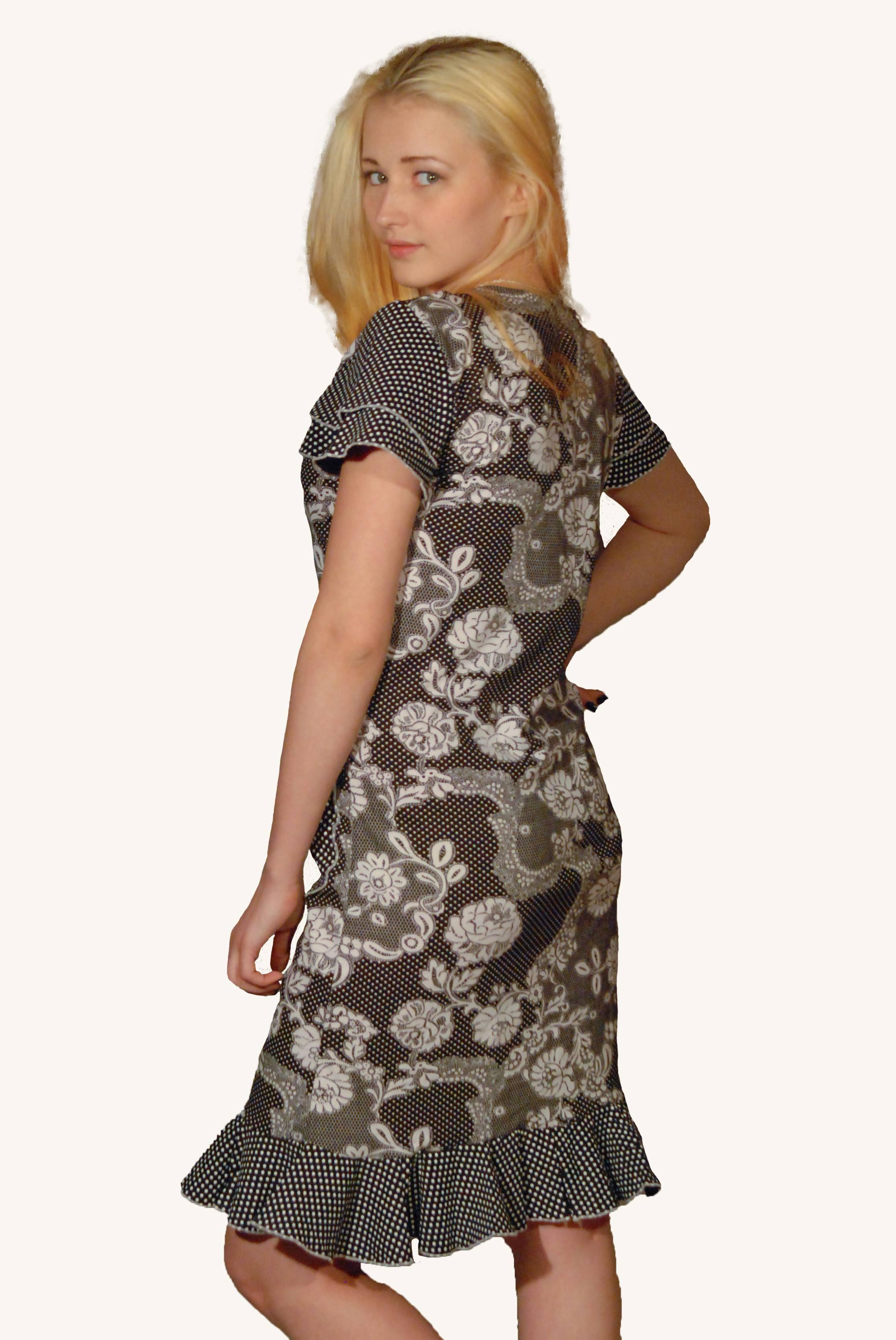 Халат кулирка   купить ивановский текстиль оптом