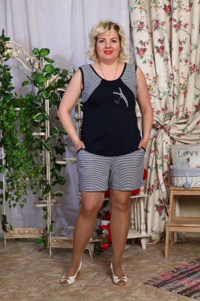 женский домашний костюм