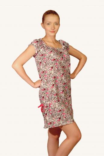 Сарафан укороченный (кулирка) | купить ивановский текстиль оптом
