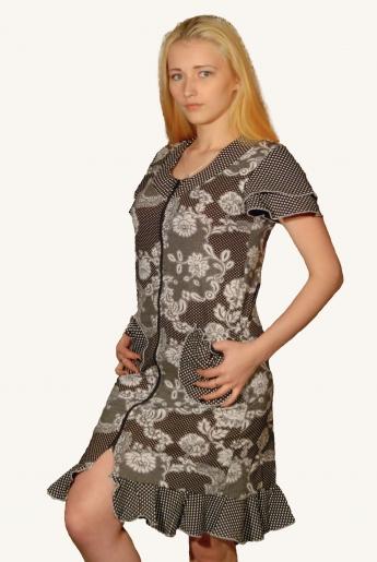 Халат кулирка | купить ивановский текстиль оптом