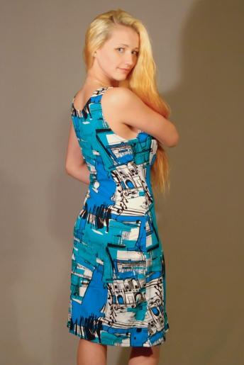 Сарафан вискоза | купить ивановский текстиль оптом