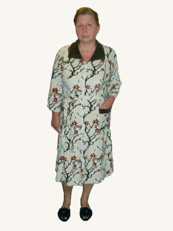 Халат флис | купить ивановский текстиль оптом
