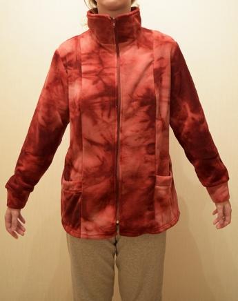 Куртка флисовая женская | купить ивановский текстиль оптом
