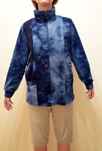 Куртка флисовая женская | купить текстиль из Иваново оптом