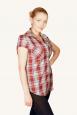 Рубашка женская короткий рукав | купить ивановский текстиль оптом