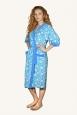 Халат махровый запашной | купить текстиль из Иваново оптом