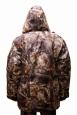 Куртка зимняя на меху мужская