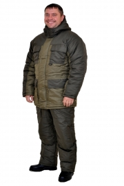 костюм спецодежда зимний