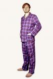 Фланелевая пижама | купить ивановский текстиль оптом