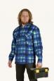 Рубашка фланель | купить ивановский текстиль оптом